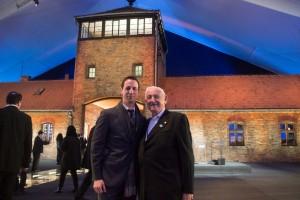 Avi Wisnia David Wisnia Poland Auschwitz