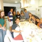 Avi Wisnia, Bem Vindo Welcome Party in Sao Paulo