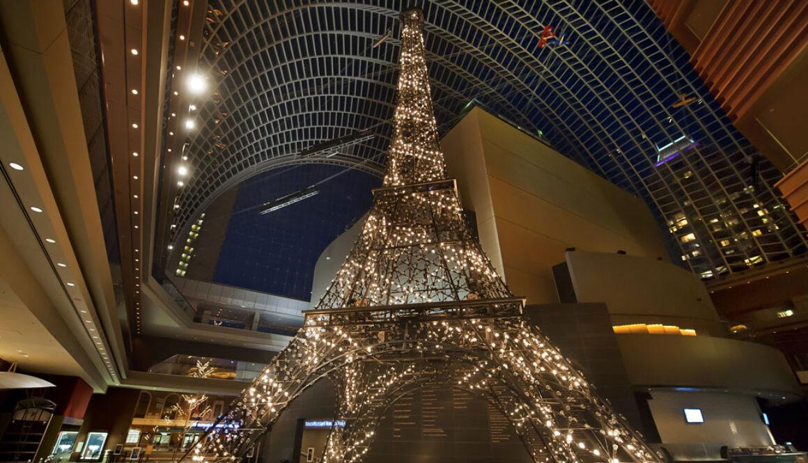 PIFA Kimmel Center Eiffel Tower 2011
