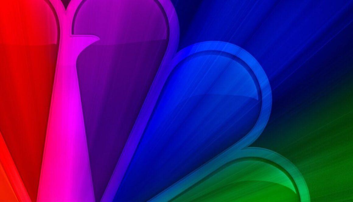 NBC TV colors