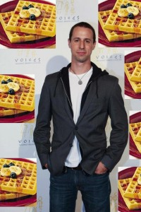 Avi Wisnia Red Capet Waffles