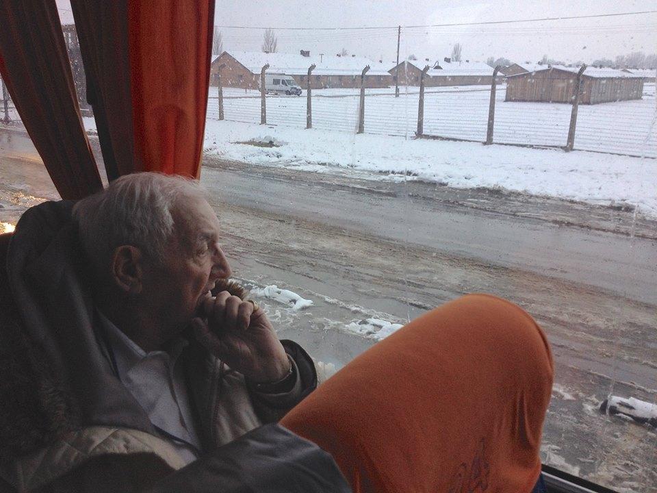 David Wisnia Auschwitz Survivor