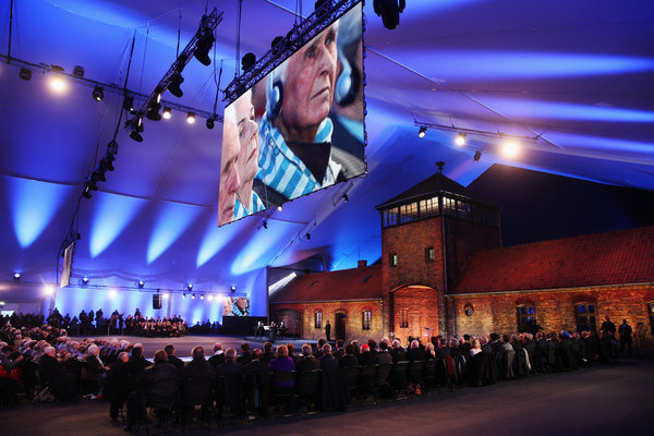 Auschwitz 70 photo