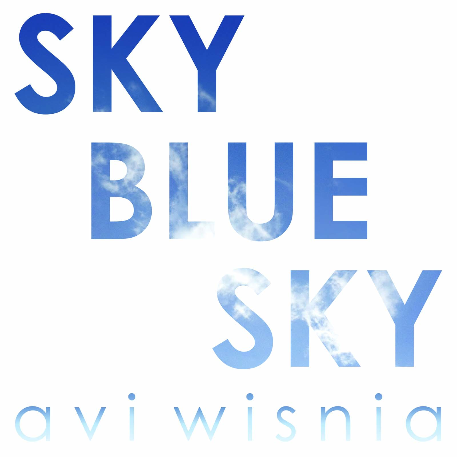 Sky Blue Sky Cover Art