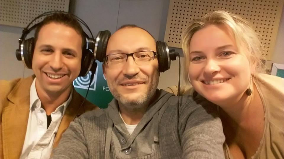 On Air at Polskie Radio, Warsaw