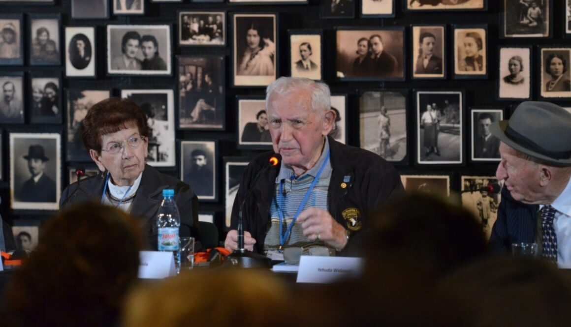 David Wisnia Auschwitz Conference Holocaust