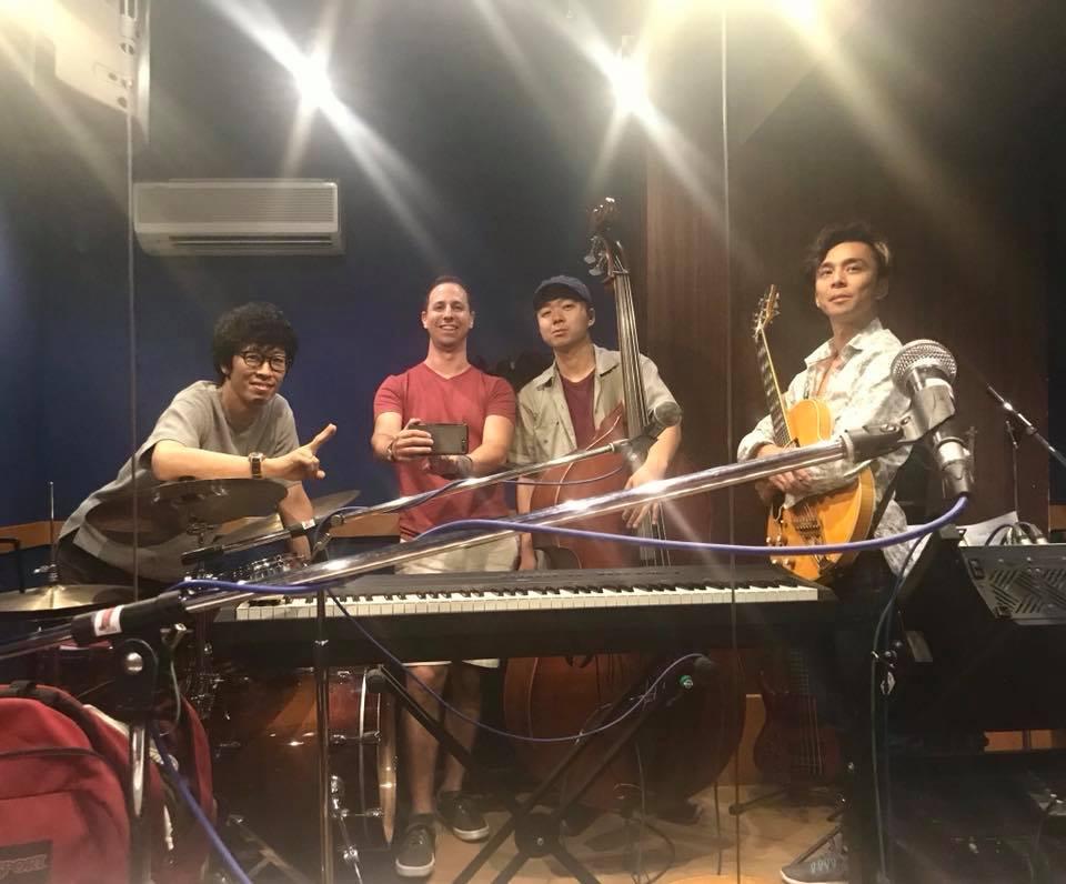 Tour Rehearsal, Tokyo