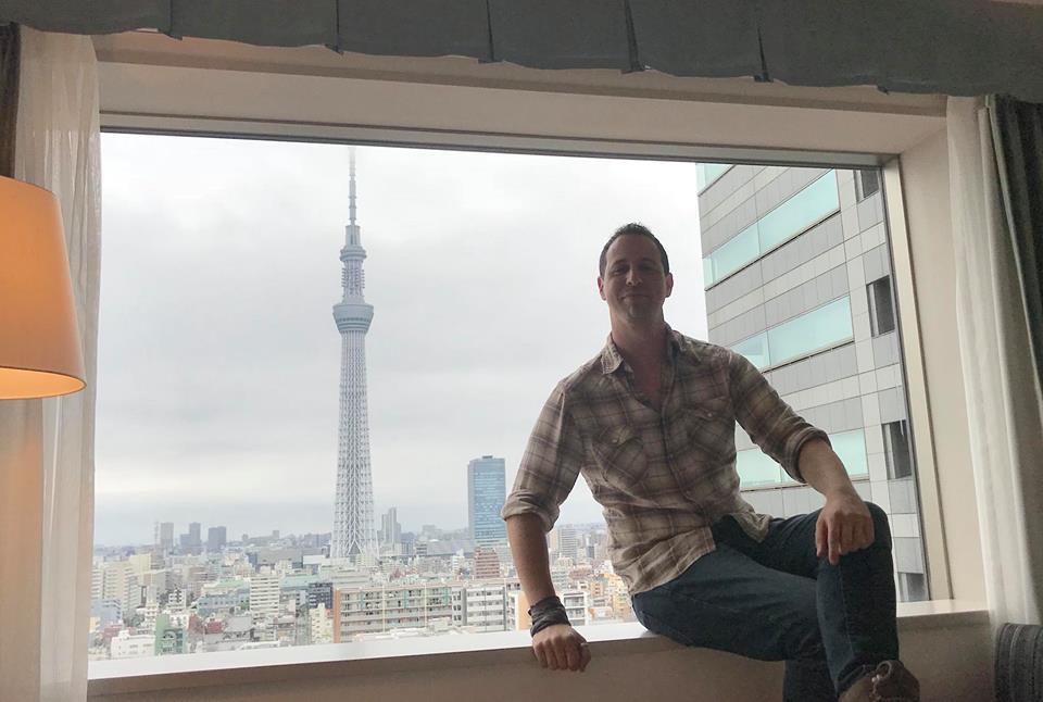 On Tour, Tokyo