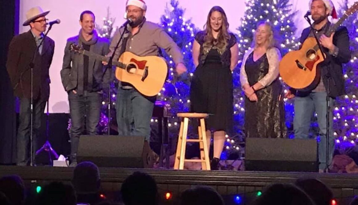 newtown theater christmas show