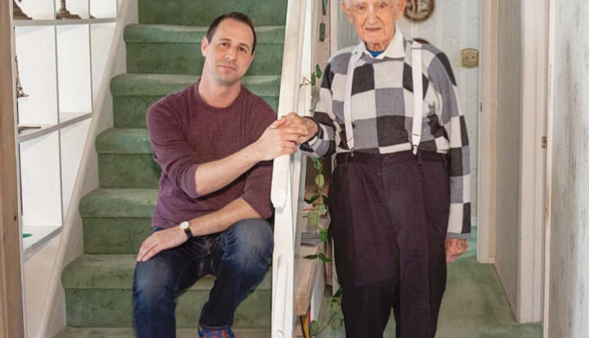At Home with Cantor David Wisnia, Levittown