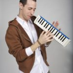 Avi Wisnia Melodica Time Out New York NYC Photography Promo Photo Portrait