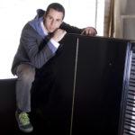 Avi Wisnia Piano Sit Beethoven Pianos New York City NYC Thomas Hitchock Photography Promo Photo Portrait