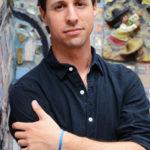 Avi Wisnia Philly Magic Gardens Philadelphia PA Chris M Junior Photography Promo Photo Portrait