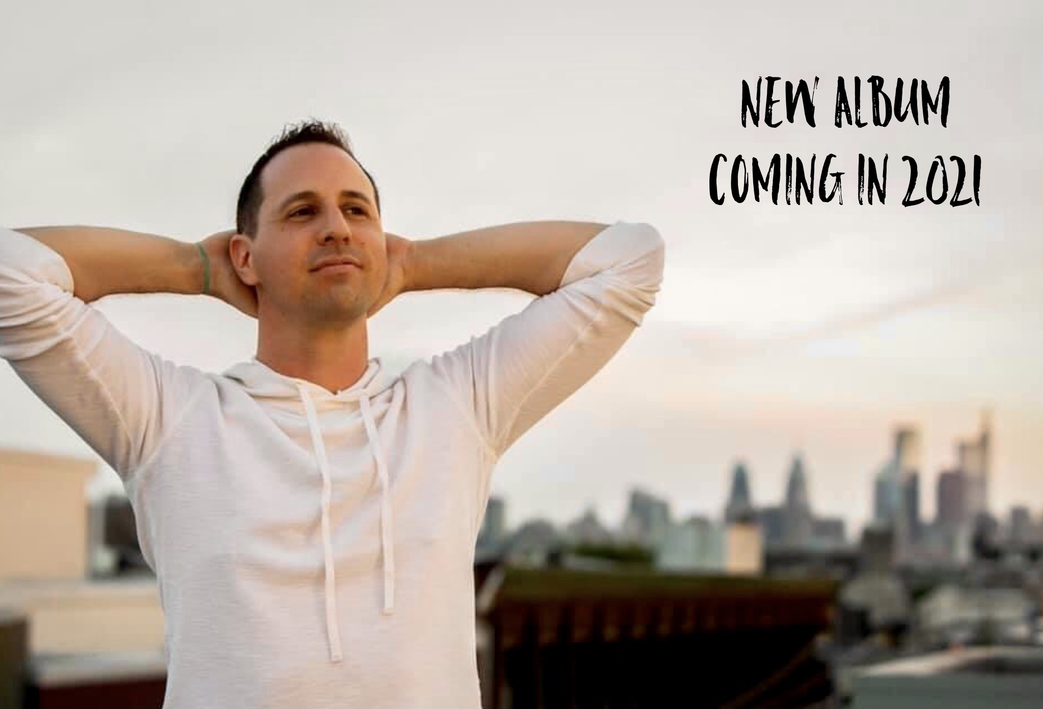 Avi Wisnia New Album Coming in 2021