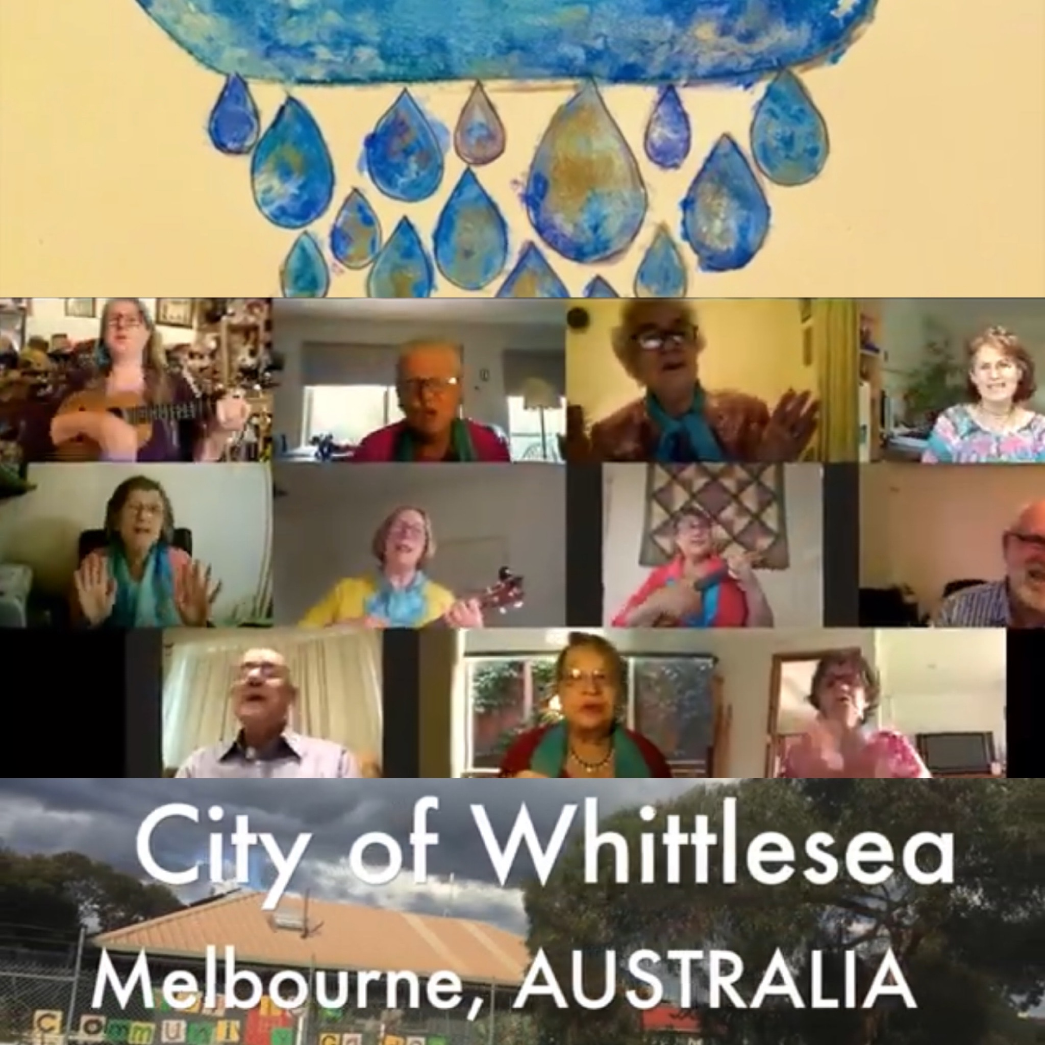 Pass Over in Australia GreenBrook Singers video img
